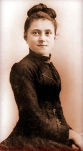 St. Therese as young teen